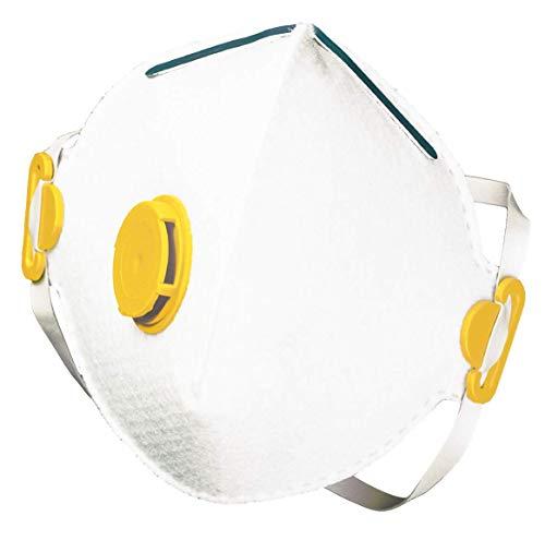 Gvs filtro Technology piegato FFP2V riutilizzabili Dust Mask (confezione da 15)