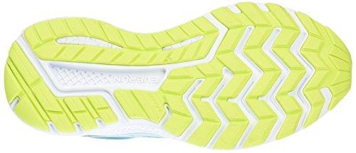 Saucony Guide 10 W, Chaussures de Running Compétition Femme Turquoise (Black)