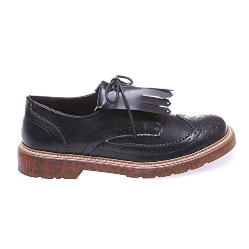 La Modeuse - Derbiesen simili cuir Noir