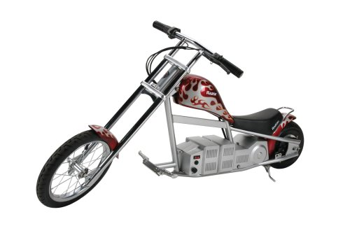 razor elektro mini chopper bike rot. Black Bedroom Furniture Sets. Home Design Ideas