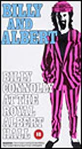 Billy Connolly: Billy And Albert - Live At The Royal Albert Hall [DVD] [1987]