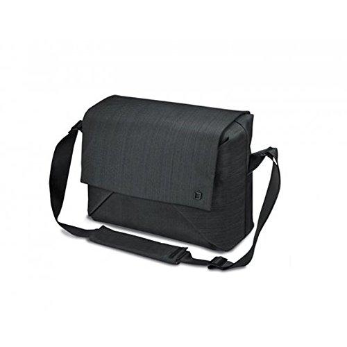 DICOTA Code Messenger 11-13 (für Notebooks bis 33 cm) Notebooktasche mit Tablet–Fach / schwarz