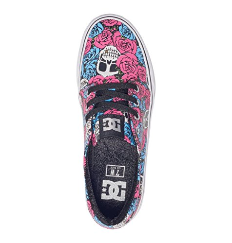 DC Shoes Trase X TR - Chaussures basses pour femme ADJS300131 Rose - Rose