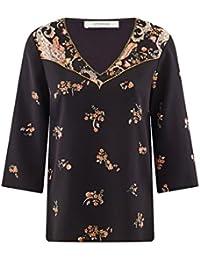 Promod Shirt mit Zierpaspel
