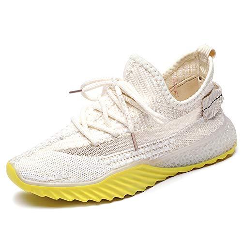 Tinovet Scarpe Running Scarpe per Correre Morbida Leggera Atleshoes Leggera Indoor Sportive di Sicurezza Scarpe