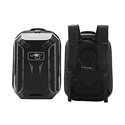 Hard Shell Outdoor Backpack Bag Case for DJI Phantom 3 Phantom 4 Quadcopter (Version2) from Lianjieshangmao