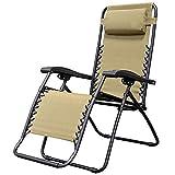 HUIFANG Klappbarer Freizeit-Sessel Für Schwerkraft-Sessel Mit Doppelter Fingerspitze