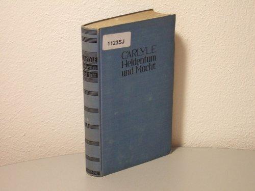 Heldentum und Macht. Schriften für die Gegenwart. Herausgegeben von Michael Freund.