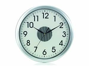 tv top ventes 08483 chronotrend horloge murale lumineuse blanc cuisine maison. Black Bedroom Furniture Sets. Home Design Ideas