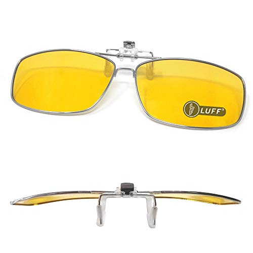 Clip gafas sol polarizadas Mens/womens Flip up polarizado