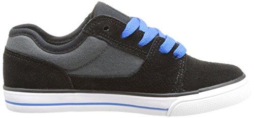 DC Shoes Tonik, Baskets mode garçon Noir