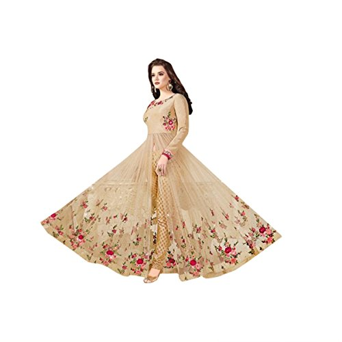 Net Fabric New year Christmas Offer Ready to wear Europe size 32 to 44 Ceremony Party Wear Anarkali Salwar Suit Muslim Women Designer Kleid Zeremonie Kleid Partei tragen indische Hochzeit Braut 642 Net Salwar
