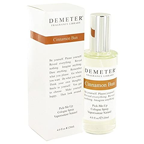 Demeter Cinnamon Bun Cologne Spray for Women, 4 Ounce by Demeter