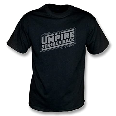 PunkCricket The Umpire Strikes Back T-shirt Large, Color