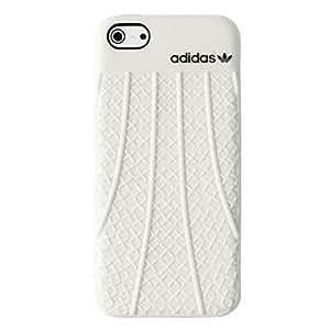 adidas 15672 Étui pour iPhone 5C Blanc