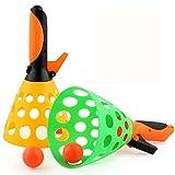 Omiky® Kinder Tischtennis Launch und Ball perfekte Outdoor-Spielzeug