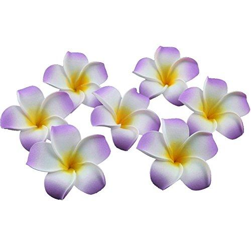Lucky-se-100-Pcs-artificiales-falsos-de-espuma-de-24-pulgadas-Hawaiian-Plumeria-ptalos-de-flores-Plumeria-para-decoracin-de-bodas-y-fiestas