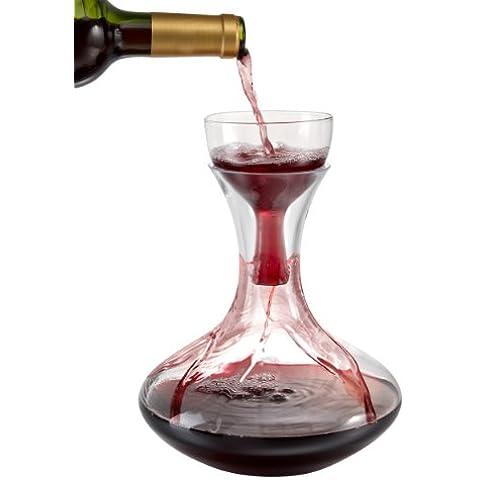 Sommelier Decantador y aireador de vino tinto