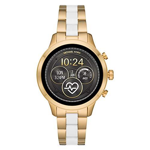 Michael Kors Reloj Mujer de Digital con Correa en Acero Inoxidable MKT5057