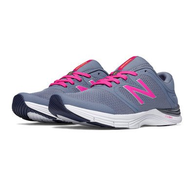 New Balance Wx 711 Gym Training Fitness, Chaussures de Sport Femme, Noir, Eu