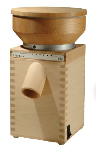 Komo Getreidemühle Fidibus Classic, 360 Watt, Mahlleistung ca. 100 g/min Weizen fein
