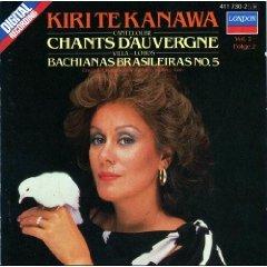 Canteloube-Te Kanawa-Chants