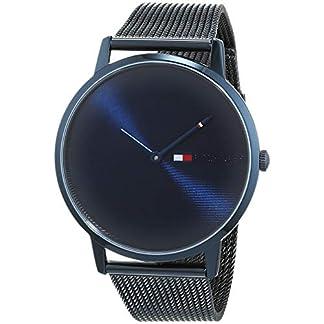 Tommy Hilfiger Reloj Analógico para Mujer de Cuarzo con Correa en Acero Inoxidable 1781971