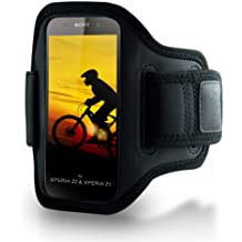 ActionWrap - Sport-Armband Tasche speziell für Sony XPERIA Z2 & Z1