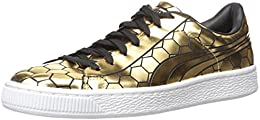 scarppe puma oro