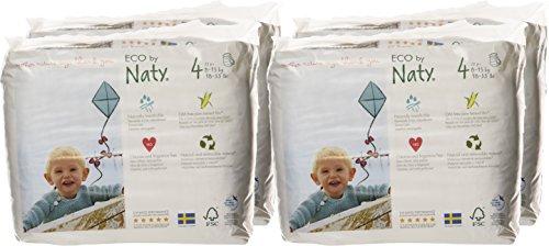 Naty by Nature Babycare Öko Höschen-Windeln – Größe 4 (8-15 kg), 1er Pack (1 x 22 Stück) - 2