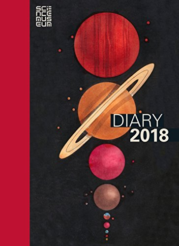 Science Museum Desk Diary 2018 (Diaries 2018)