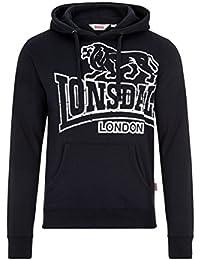 Lonsdale London Herren Oberteile / Hoody Tadley