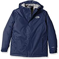 The North Face, Y Snow Quest Jkt, Giacca, Bambino, Blu (Cosmic Blue), L