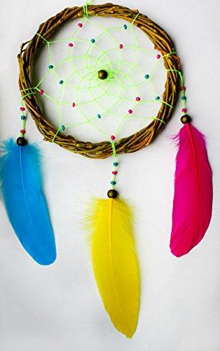 hecho-a-mano-de-atrapador-de-suenos-multicolor-plumas-perlas-hilo-acrilico-interior-ideas