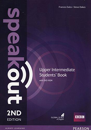 Speakout. Upper intermediate. Student's book. Con espansione online. Per le Scuole superiori. Con DVD-ROM