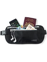 Cinturón Porta Dinero Oculto Para Viajes Protege Sus Objetos De Valor Con Total Tranquilidad