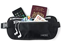Hidden Money Belt Bum Bag Fanny Pack For Travel Festivals Protect Your Valuables