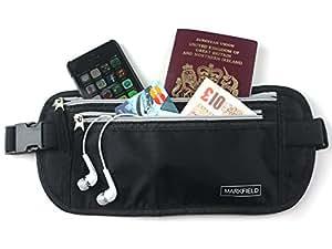 Hidden Money Belt Bum Bag Fanny Pack For Travel Festivals Protect Your Valuables