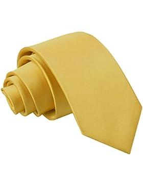 SSS(dqt) - Corbata - para hombre Dorado dorado Talla única