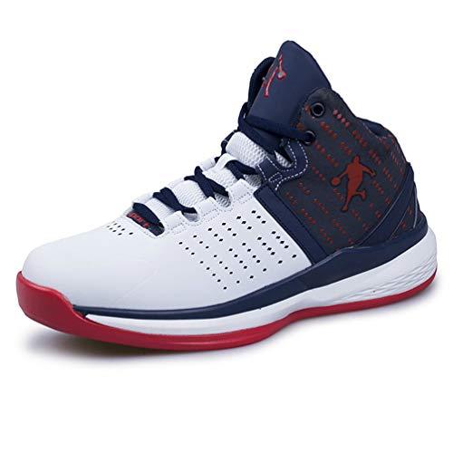 Männer Basketball Schuhe Ehepaar Midium Cut Basketball Sneakers männliche Sport Schuhe