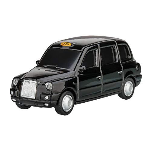 REFLECTS USB-Speicherstick London Taxi TX4 1:72 Black 16GB -