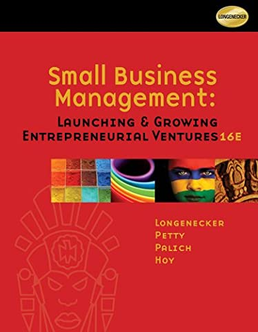 Bundle: Small Business Management, 16th + Cengage Learning Write Experience 2.0 Powered by My Access with eBook Printed Access Card