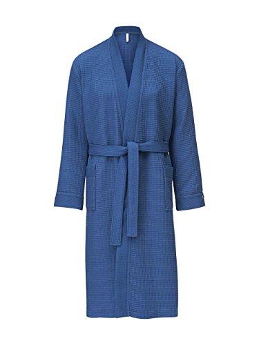 Taubert Thalasso Men Piquée Kimono Länge 120cm Herren (Knie-länge Waffel)