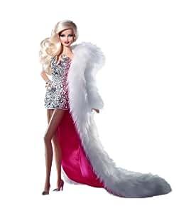 Barbie Collection - W3499 - Poupée - Hommage aux Blondes