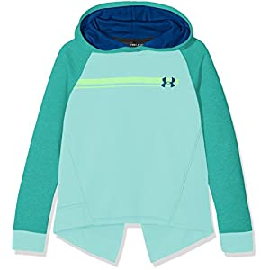 Under Armour Mädchen French Terry Hoody Oberteil