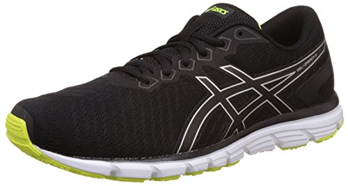 Asics Gel-Zaraca 5 - Chaussures Multisport Outdoor - Homme Black (9007 Black)