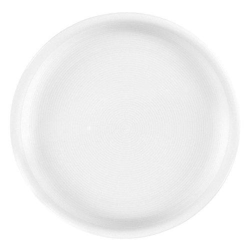 Thomas 11400-800001-10220 Trend Teller 20 cm flach, Porzellan, weiß