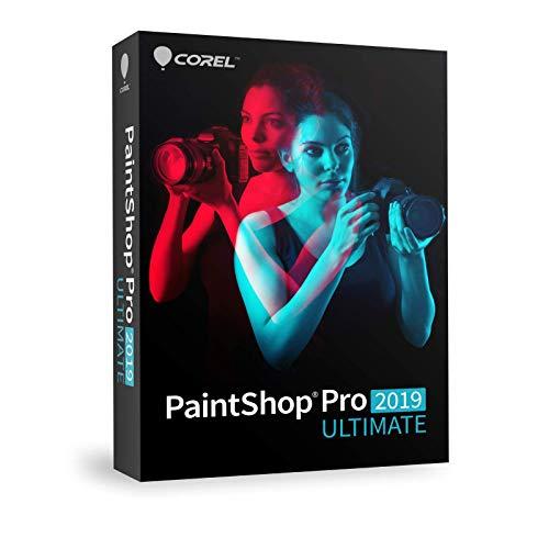 PaintShop Pro 2019 ULTIMATE (Photoshop 7-programm)