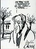 Chauzy - Librairie Fragments (Caen) - carte postale - Une petite visite à Fragments et ça ira mieux