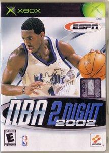 ESPN NBA 2 Night 2002